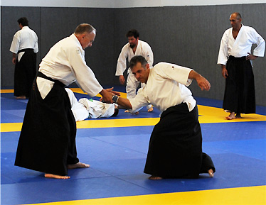 club aikido bourges